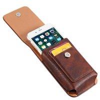 Handy Pouches Universal Gürteltasche für Motorola Moto G10 / G30 G50 Ledertasche Tragbare Taille Hülle G100 Rand S 5g