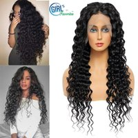 Lace Wigs Malaysian 13×4 Transparent Front Loose Wave Wig Human Hair For Black Woman Glueless Frontal