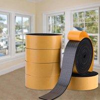 Stickers de la fenêtre Éponge en mousse auto-adhésif Sponge à revêtement d'étanchéité antichoc rotaxe PAD Son isolant Sound Tampon