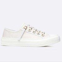 2021 잘 판매 고품질 여성 신발 Espadrilles 스니커즈 인쇄 도보 스 니커 자수 캔버스 플랫폼 여자 Size35-41