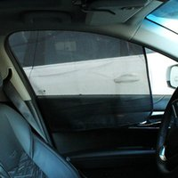 Car Sunshade Front Window Tinabless 2 Pack Breathable Mesh Side Shade With Holes