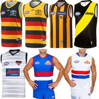 2021 2022 Collingwood Home Guernsey Rugby Jerseys Jersey Singlet League Рубашка Жилет S-3XL