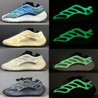 Top 700 V3 Hommes réfléchissants Chaussures de course à pied Azareth Carrazouilleur Azael Alvah Clay Fashion Mode Femmes Sneakers Hommes Baskers US 5-11