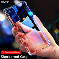 Shockproof Case For Samsung Galaxy S20 fe S10E S9 S8 Plus S7 Note 8 9 10 20 S21 Ultra A20 A30 A50 A70 A51 A71 A21S A52 A72 Cover