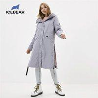 Ледяной - Женская длинная и др., Высококачественное пальто, Осень, GWC2066i, 2021