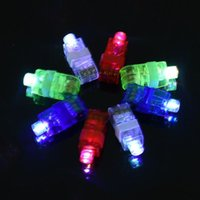 LED Gloves Finger light luminous toys Nightclub concert colorful flash to adjust the atmosphere Christmas party supplies
