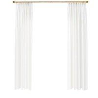 Современные черные шторы для гостиной спальня Оконная обработка Драпыльные занавески Готовые жалюзи белые