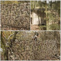 Shade 1.5M Width Single Breathable Camouflage Cloth Camo Fabric For Hunting Clothes Wrap Accessory Sun Shelter Cover Awning SunShade