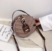 GADDG Cross Body Crossbody Bag per donna Borse di lusso Borse Designer Pelle Round Piccola Spalla Borsa con zip femminile