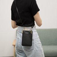 Wallets 2021 Women Purse Wallet Cell Phone Bags Case Card Holders Handbag Unique Clutch Messenger Shoulder Long Strap1