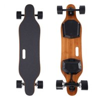 Four Wheel Electric Skateboard Longboard Electric-Scooter Dual Hub 600W Outdoor Portable Electrics Scooter For Adults