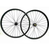 عجلات الدراجة 27.5er الكربون MTB القرص 30x24mm asymmmetr R211 6 مخلب 110x15 148x12 الفرامل قرص دراجة