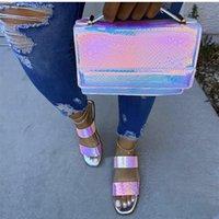 Debriyaj Çanta Tasarımcı Çanta Çantalar Ve Çanta Sevimli Yan Crossbody Çanta Kadın Eşleştirme Ayakkabı Çanta Moda Tote Bayanlar