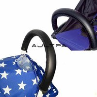 Chair Covers 30Pcs Pram Stroller Pu Leather Handle Protective Case Armrest For Baby Accessories