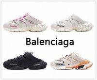 2021 Parça 3.0 Yeni Açık Atletik 3 M Katır Balenciaga Sneaker Ayakkabı Tess S.Gomma Maille Beyaz Üçlü S Spor Sneakers Karşılaştırma Benzer Erkek Kadın Tasarımcı Y4HP #