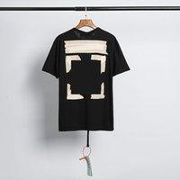 2021 Polos Shirt Mens Summer Stripe T-shirt Snake Bee Embroidery floreale Manica corta Elastico e traspirante T-shirt High Street Horse _GDY_XJ