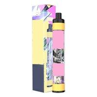 일회용 vape randm 퍼프 플래시 킹 E 플렉스 담배 장치 배터리 용량 4 ml 1000 vs 현혹 650mAh Phngo
