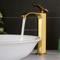 Bathroom Sink Faucets Factory Direct High Quality 100% Solid Brass Lead Free Basin Products Single Hole Vessel Mixer Taps 03me