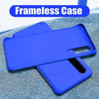 Luxury Slim Hard PC Frameless Case For Oneplus 7 7T 9 Pro 9R Cases Shockproof Candy Matte Cover for oneplus 9R 8 9 pro 8T