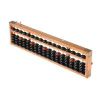 17 자리 막대 표준 Abacus Soroban, 중국 일본 계산기 계산 도구, 어린이 유아 및 성인 210922