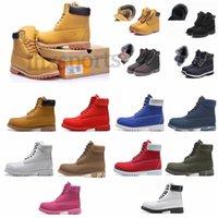 Moda Męskie Buty Męskie Kobiet Skórzane Buty Najwyższej Jakości Kostki Zimowy Boot Dla Kowboj żółty Czerwony Niebieski Czarny Różowy Poruszaj 36-45