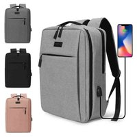 2020 nuovo laptop USB zaino borsa da scuola zaino antifurto uomo backbag viaggio daypacks maschio svago zaino mochila donne GRIL