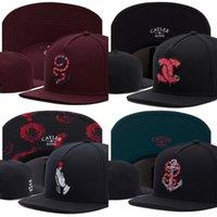 2021 new cotton fashion snapback designer hat outdoor cap gorras snapbacks for men and women mens hats womens caps hip pop headwear Red wine