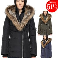 2021 Top quality Kids jacket fashion designer winter down coat outdoor thermal windproof waterproof real Wolf fur