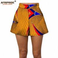2019 летние женщины пляжные шорты афривористый частный пользовательский случайные короткие штаны 100% хлопок Batik Print Pattern A722108 B9BP #