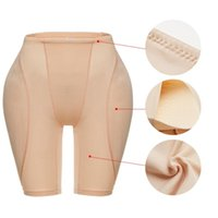 Fake Butt Lifter Shapewear Tummy Control Buttocks Padded Panties Fajas Panty Shorts Liposuction Garment Thigh Trimmer Shape Wear Hip Enhancer Pads