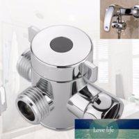 1/2 Inch Shower Arm Mounted Diverter Three Way T-adapter Valve For Toilet Bidet Shower Head Diverter Valve Faucet Diverter#y4