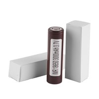 Brown HG2 18650 Battery 3000mAh Max 35A Flat Top 20A Rechargeable Lithium Batteries for LG Box Mod Vapes