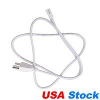 Осветительные аксессуары US Plug Plub Power Power Choted Electric со встроенным выключением выключателя, встроенный светодиодный проводной провод кабеля - белый