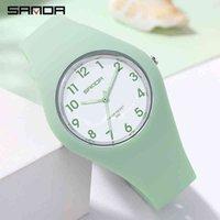 Lüks erkek ve kadın saatler tasarımcı marka saatler kuvars TANCHE Femmes dökün, basit, la modu, marque de luxe, tasarım ultra-mince,