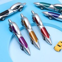 Ballpoint Pens Novelty Car Shape Portable Funny Stationery Primary School Prizes Child Kids Toy Office Supplies