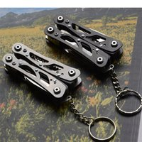 Outdoor Camping Survival Tools Multitool Tactical Pliers Versatile Repair Folding Screwdriver Army Stainless Steel EDC Gear 434 X2