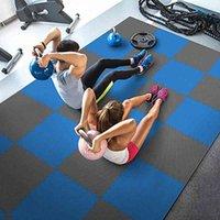 Yoga головоломки упражнения коврик EVA пена блокировки плиток защитный пол засека и подушка для тренировок для фитнеса