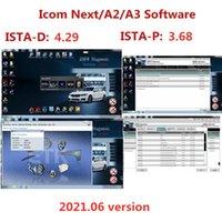 2021.06 per il software BMW ICOM A2 / A3 / PROXT / successivo software SSD HDD / 512GB per BMW ICOM ISTA / D (4.29) ISTA / P (3.68) Win10 con la diagnosi della modalità di esperti