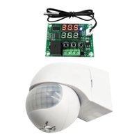 Smart Home Control LBER DC12V XH-W1219NTC Sensor Switch Regulator Module & Motion 110V-230V Detector Infrared PIR