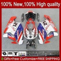 Motorradverkleidungen für Ducati 749-999 749s Rot Blau Weiß 999s 749 999 2003-2006 ABS-Karosserie 27.10 749 999 S R 2003 2004 2005 2006 749R 999R 03 04 05 06 OEM Bodys Kit