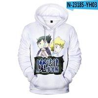 Men's Hoodies & Sweatshirts Men-clothing 2021 Anime Clothing Children's Animation Men women Sweatshirt Y2K Kids Top