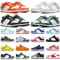2021 shoes hombres mujeres zapatos para correr Blanco Negro UNC Green Glow Syracuse Coast Photon Dust Varsity Chunky Dunky para hombre zapatillas deportivas al aire libre