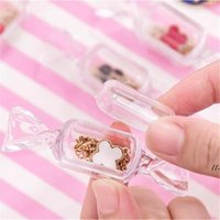Compartments Plastic Transparent Organizer Jewelry Cany Case...