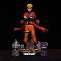 LS GK mudou para o modelo de mão de sapo do modo de fada de Naruto