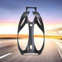 Water Bottles & Cages Carbon Fiber Cycling Cup Holder Convenient Good Toughness Bicycle Bottle Cage For MTB Rack