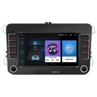 2 Din Android Car DVD Player GPS Multimedia Navigation Autoradio For VW Volkswagen Skoda Polo Golf Passat b6 b7 Tiguan Stereo
