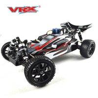 nitro RC car 4WD VRX Racing 1 10 SPIRIT N1 nitro buggy RH1006 Force engine high speed off road remote control Car H1013