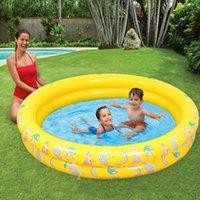 بركة الاكسسوارات نفخ السباحة للطفل المنزل جولة حوض الاستحمام الاطفال في الهواء الطلق المياه الداخلية اللعب لعبة الصيف اللعب