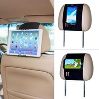 Cell Phone Mounts & Holders TFY Universal Car Headrest Mount Holder For Smartphones And Tablet PCs I Pads 12 Pro Max,Xs, 8 Plus