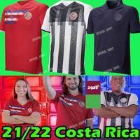 2021 Kosta Rika 100. Futbol Formaları Yüzyıl Yıldönümü 21 22 Özel Baskı Allan Cruz Joseph Mora Randall Leal Joel Campbell Bryan Calvo 100 Años Futbol Gömlek